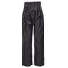 Regatta Pack-It lange broek Kinderen zwart